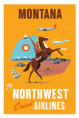 Rejse Montana