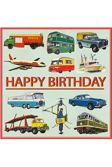 final cars planes trains card