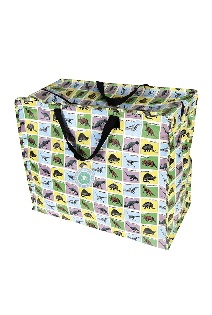 dinosaurer-opbevaringspose