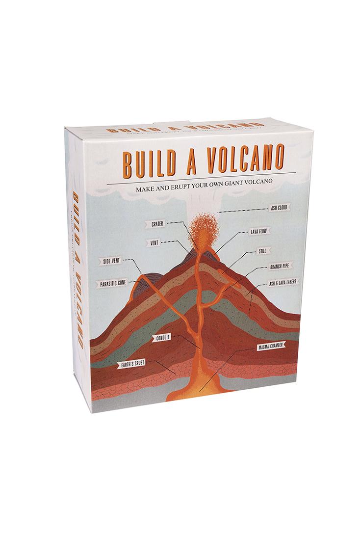 Vulkan-lav-selv