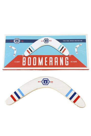 Boomerang-boern