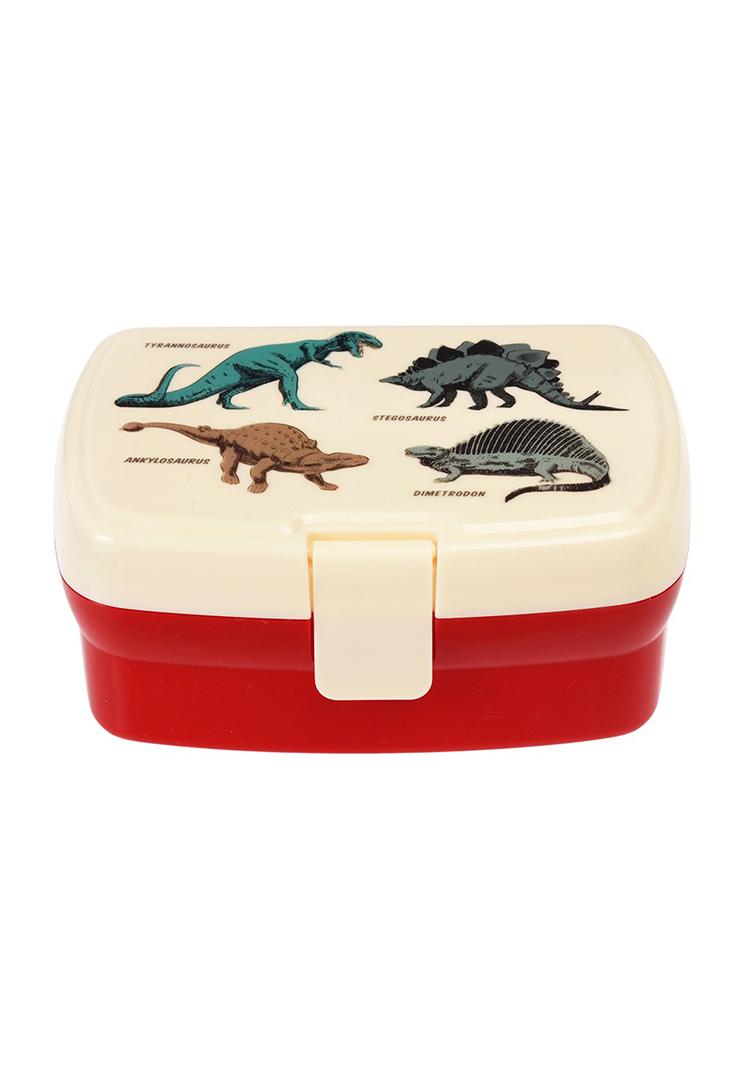 Dino-madkasse-red