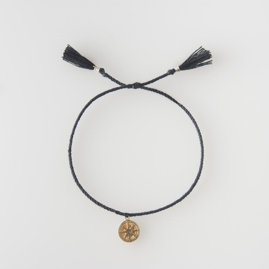 Armbaand-kompas-sort