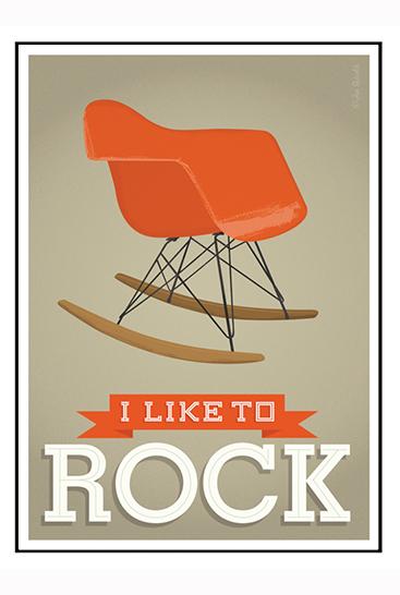 I like to rock
