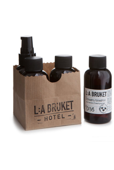LA bruket travel kit 103