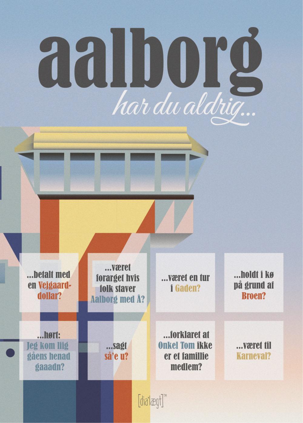 Aalborg-plakat
