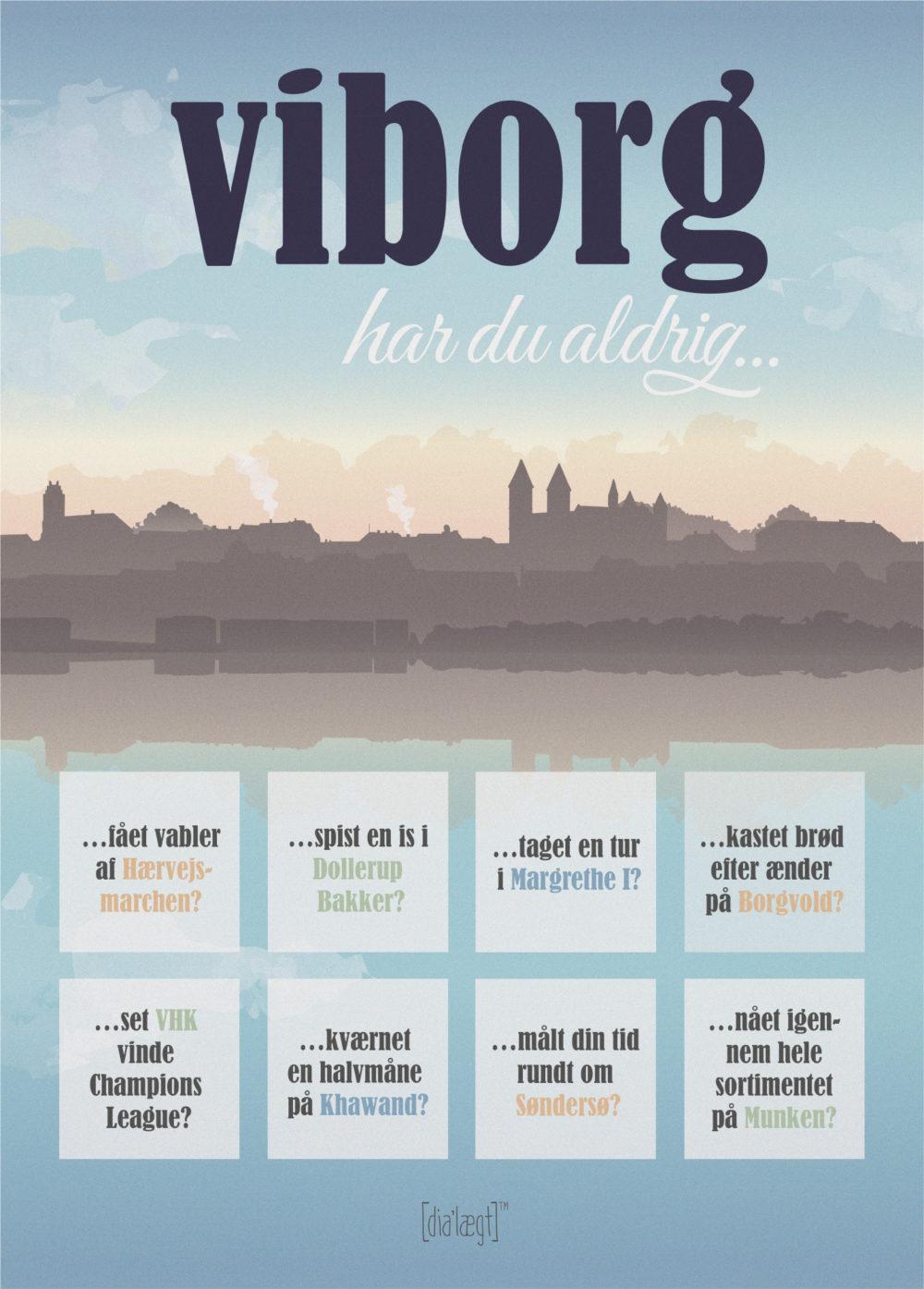 Viborg-plakat