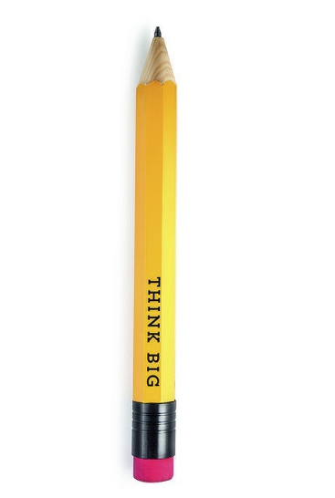 Think Big blyant