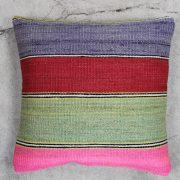 Kelimpude-med-lilla-groenne-og-pink-striber-nr-565