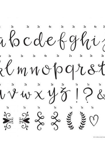 lightbox-letter-set-script