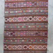 Kelimtæppe 140 x 233 cm - 2