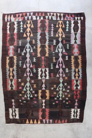 Kelimtæppe 191 x 265 - 2