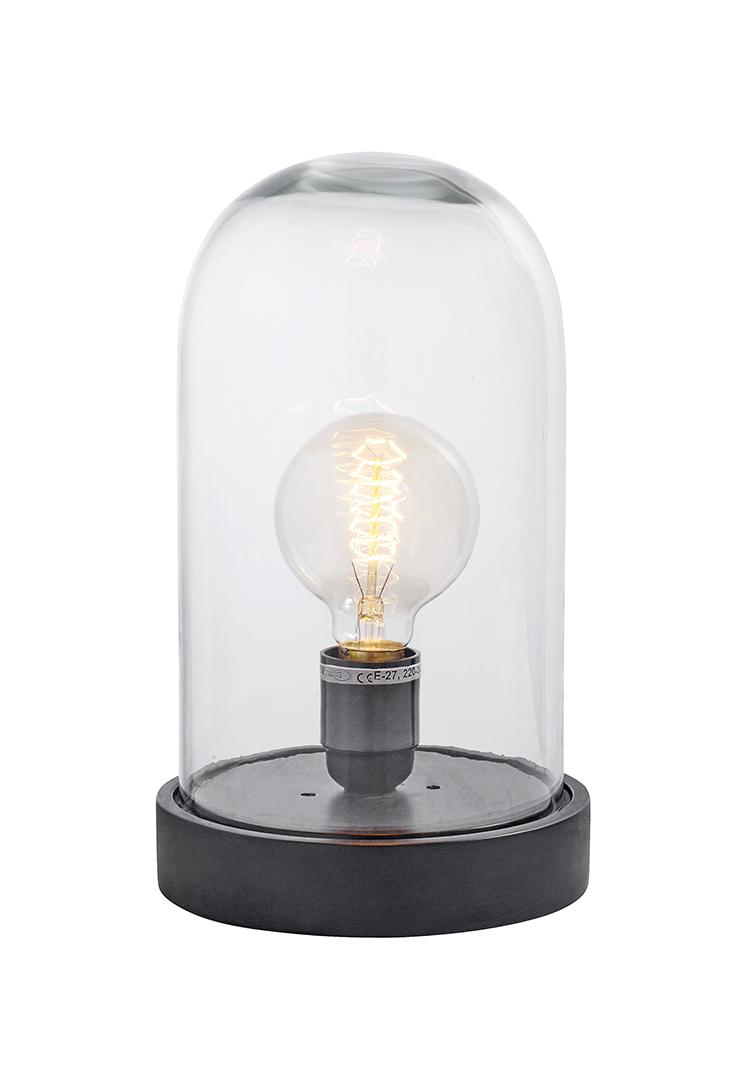 dome-bordlampe