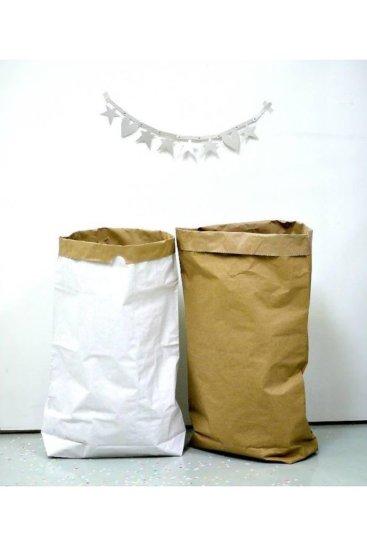 hvid-og-brun-papirspose