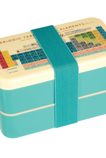 Bento box med periodisk system