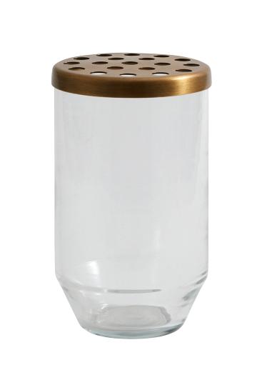Klar-vase-95-med-laag