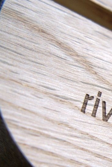 Rivsalt træblok