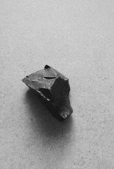 Rivsalt lakrids i blok