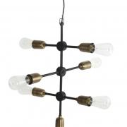 Lampe molecular