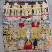 Tæppe-marokkansk-140-x-150-cm