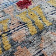 Boucherouite-tæppe-140-x-150-cm