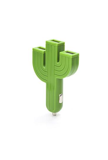 Cactus-car-charger