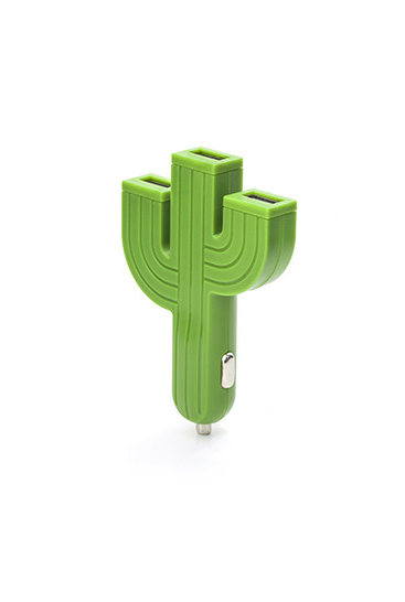 Cactus-car-charger