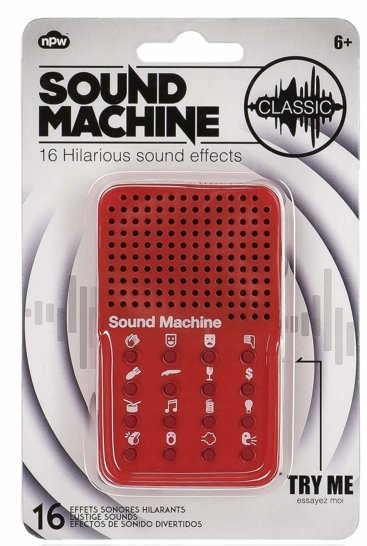Sound-machine-med-20-lyde