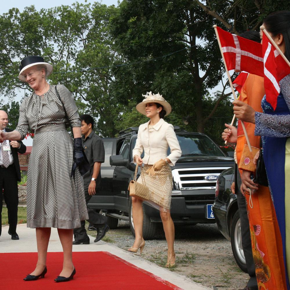 Hurraflag-royal