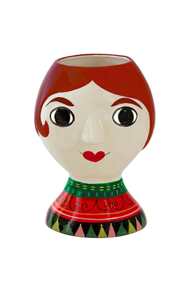 Vase-senora
