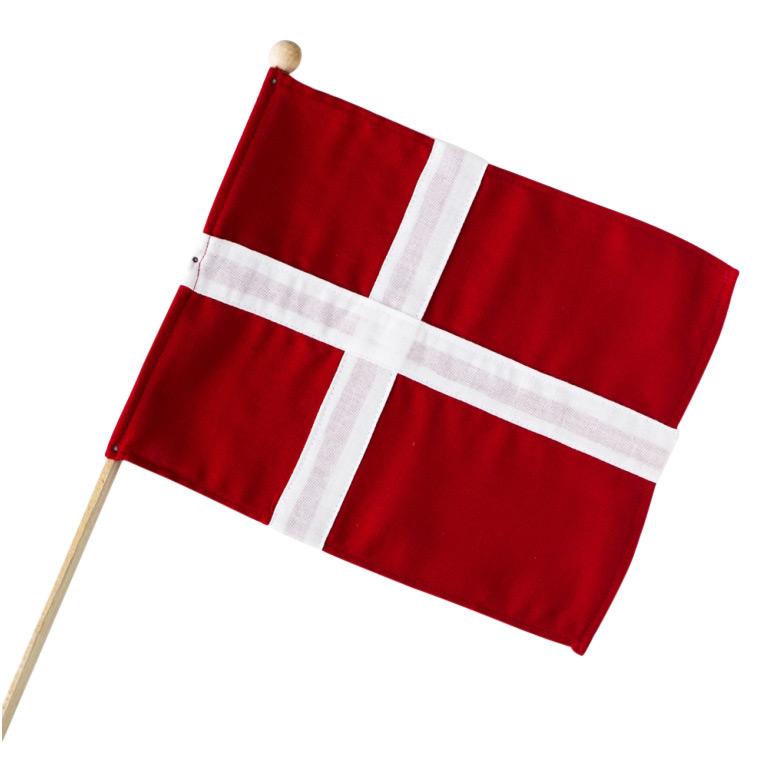 Flag-paa-traepind