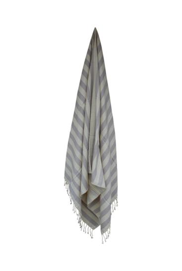 Hammam-haandklaede-lavendel-strib-foldet