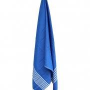 Hammam-haandklaede-i-flot-koboltblaa