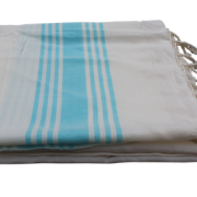 hammam-haandklaede-turkis-strib-foldet