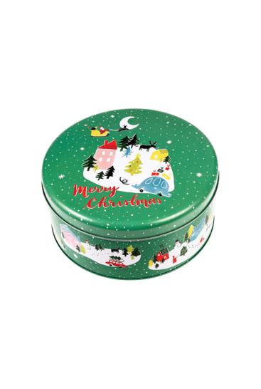 Rund-kagedaase-Merry-Christmas