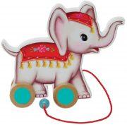 Elefant-i-trae-til-boern