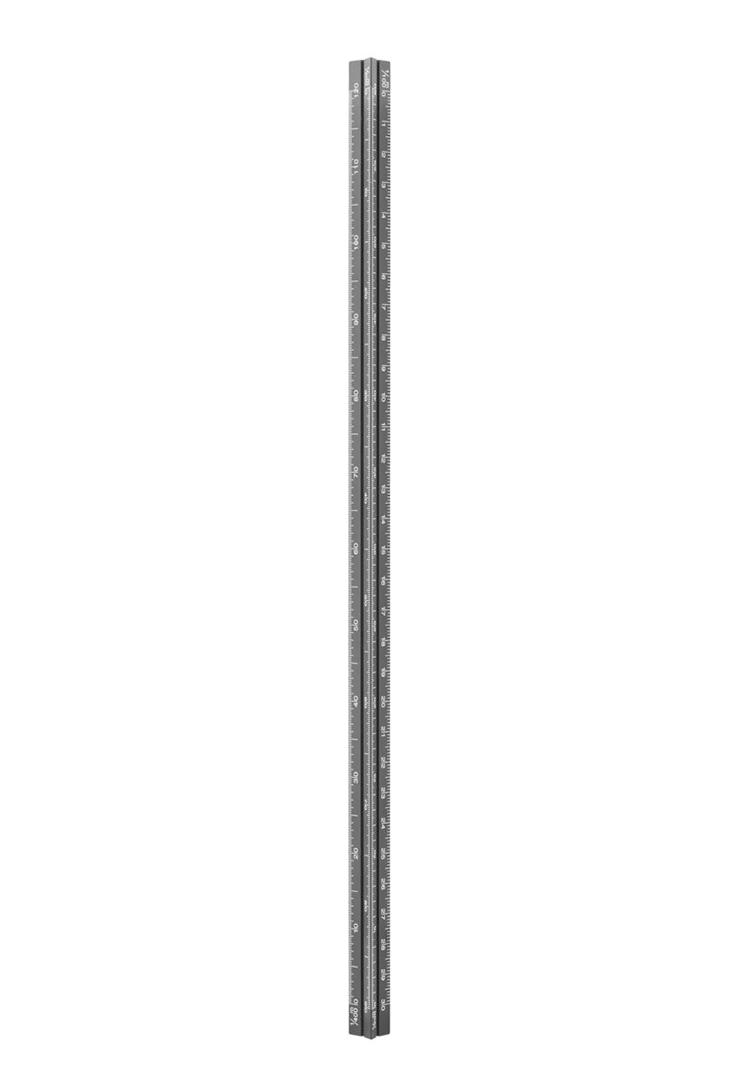 Monograph-lineal-i-sort-metal