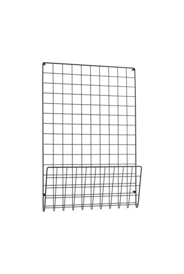 Opslagstavle-mesh-sort