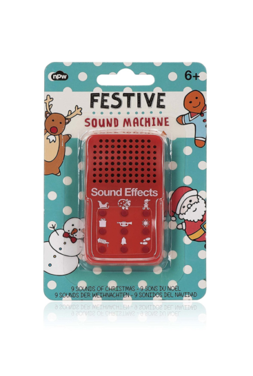 Christmas-sound-machine