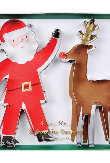 Udstiksforme-med-julemand-og-rensdyr