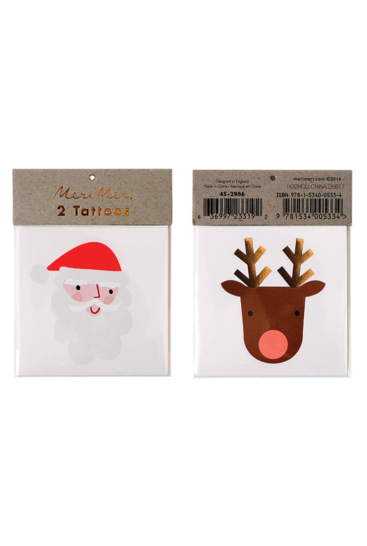 Tatoveringer-med-julemotiver-fra-Meri-Meri