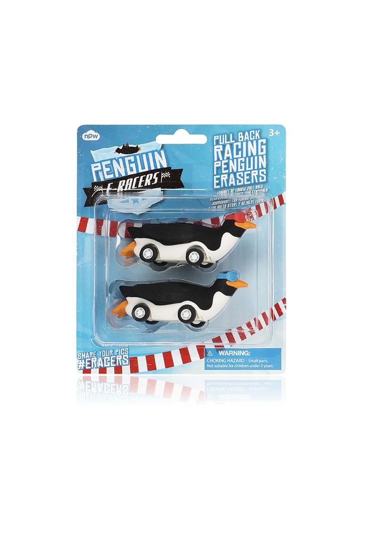 Viskelaeder-pingviner