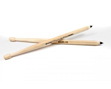 Trommestikker-lavet-som-kuglepenne
