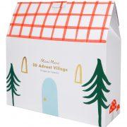 Meri-Meri-julekalender-med-smaa-huse-som-landsby
