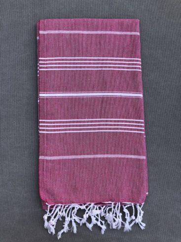 stribet-hammam-haandklaede-i-pink