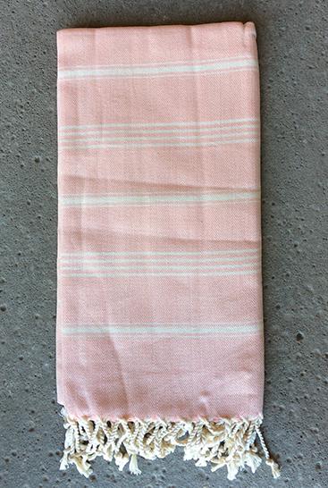 rosa-hammam-haandklaede-med-hvide-striber