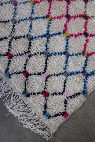 Laekkert-marokkansk tæppe-str-156-x-316-cm