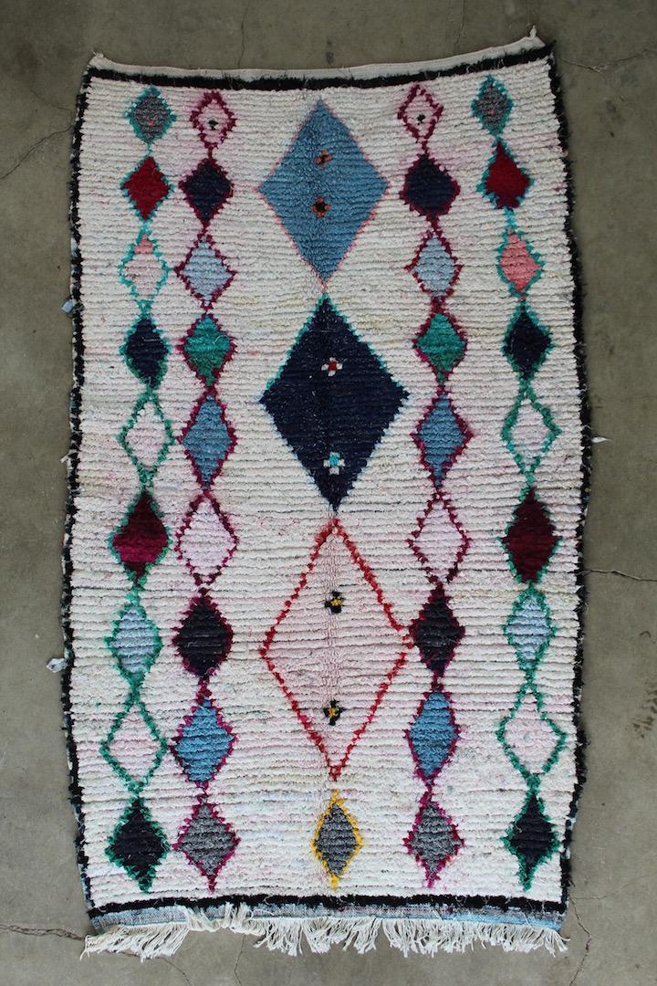 Taeppe-fra-Marokko-med-maal-131-x-230-cm