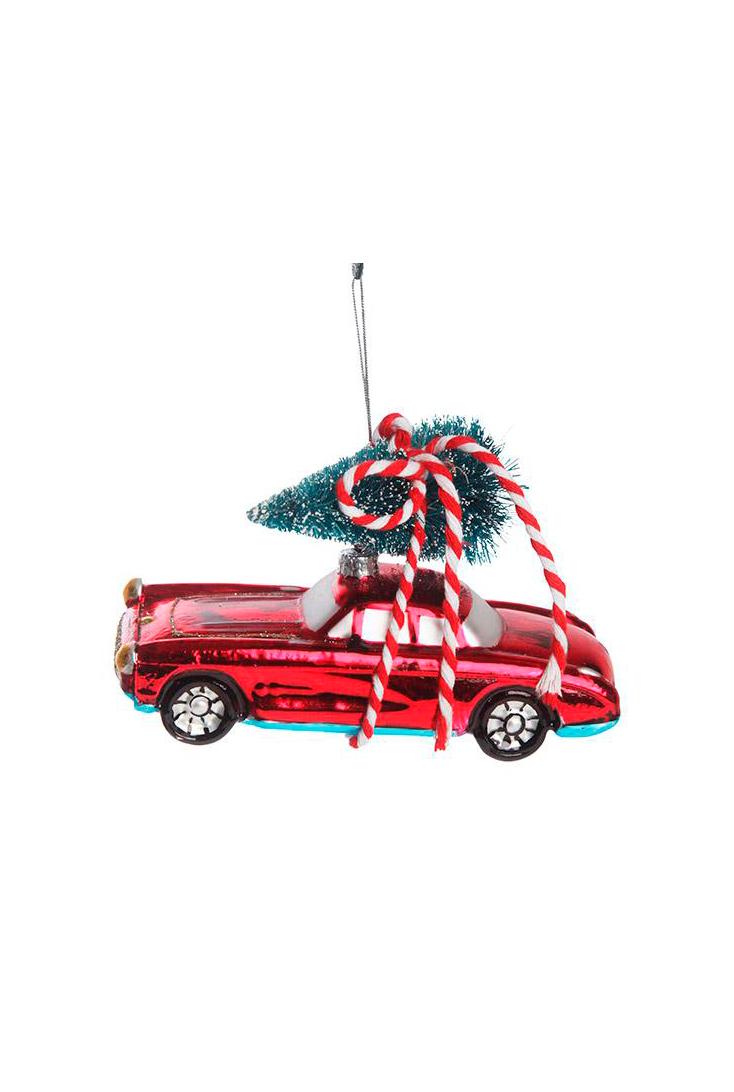 Juleophaeng-roed-sportsvogn-med-juletrae-paa-taget