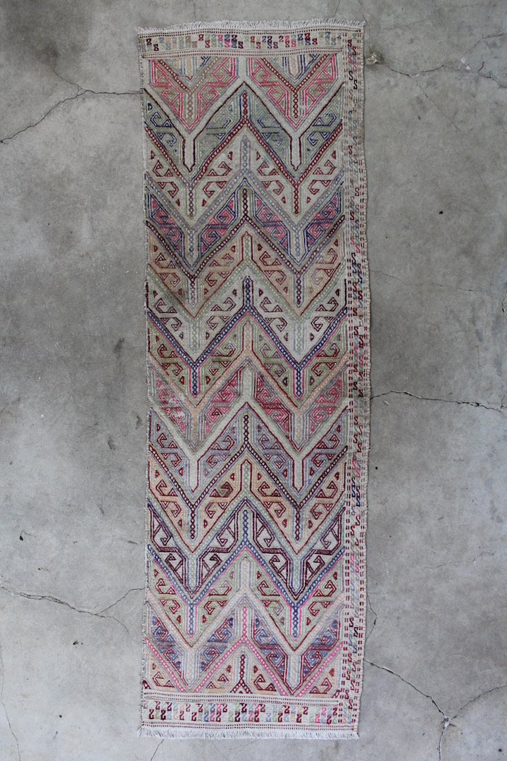 Kelimloeber-i-rosa-farver-90-x-294-cm